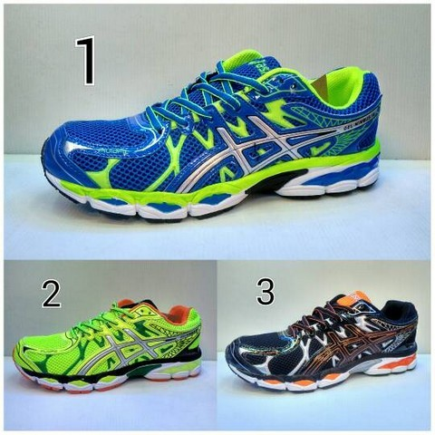 Jual Sepatu ASICS Gel Nimbus 16 Premium - Min Ho  7430804ef4