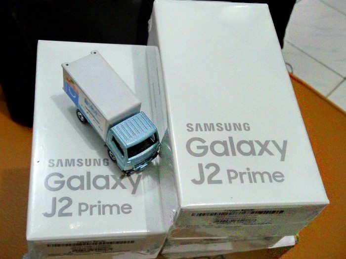Samsung Galaxy J2 Prime Gold Garansi Resmi SEIN