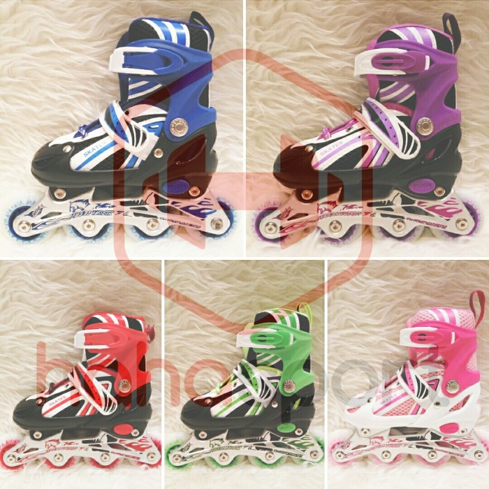 Jual Sepatu Roda Anak Inline Skate Power Line 6034 - Haha Sport ... f687f73aaa