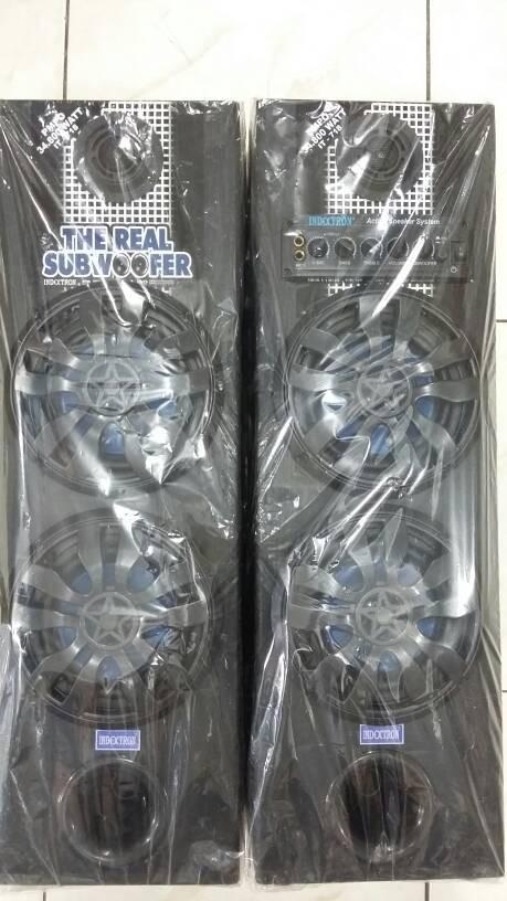 harga Indextron It-718 Speaker Aktif - Subwoofer - Karaoke - 4x 6.5