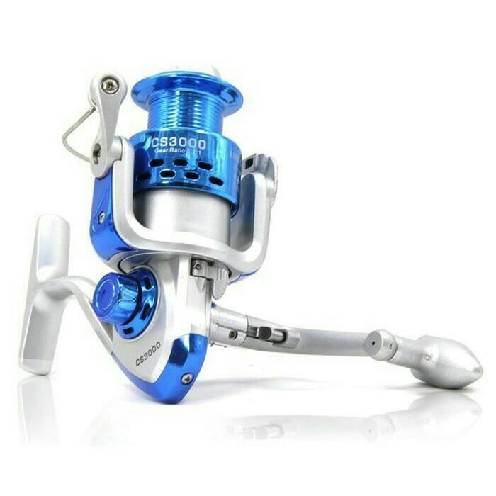 harga Debao pancing reel cs3000 fishing spinning reel 8 ball bearing Tokopedia.com