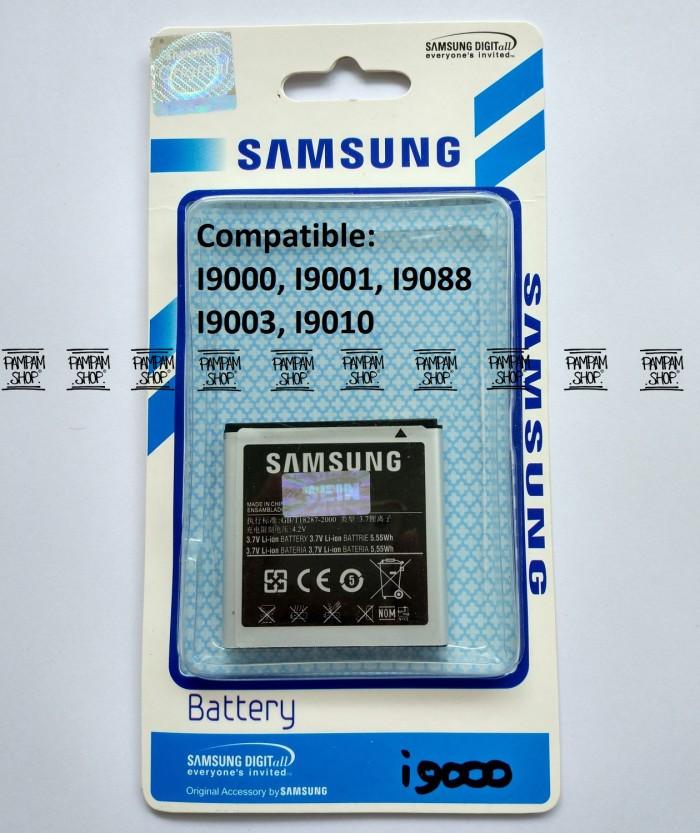 harga Baterai handphone samsung galaxy sl i9003 original | battery sein hp Tokopedia.com