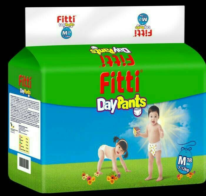 Fitti Day Pants M18