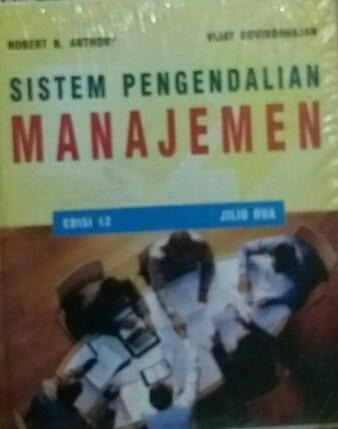 harga Sistem pengendalian manajemen edisi 12 jilid 2 Tokopedia.com