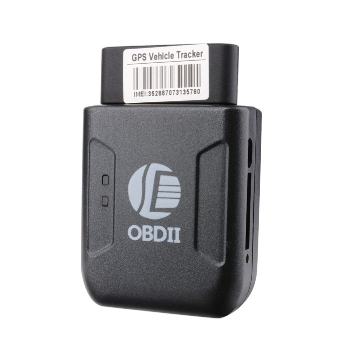 harga Ah209 gps / gprs tracker mobil motor truk obd ii realtime mini vehicle Tokopedia.com