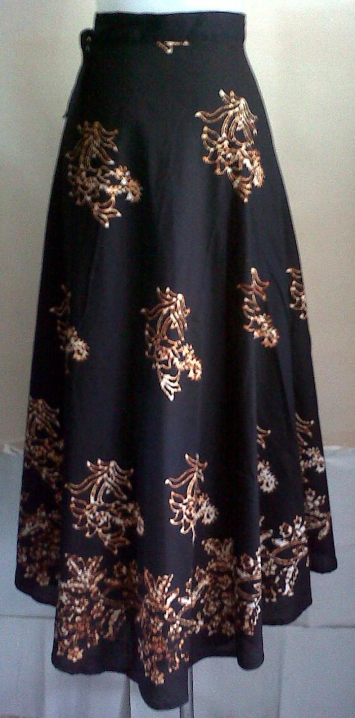 Jual ROK LILIT BATIK CAP 01 ROK PANJANG BATIK ROK HITAM - GN batik ... e11336e3e1