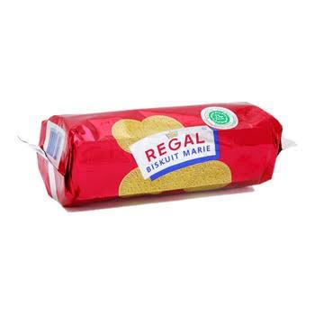 Foto Produk Regal Biskuit Marie 250 gr dari toko dua putra