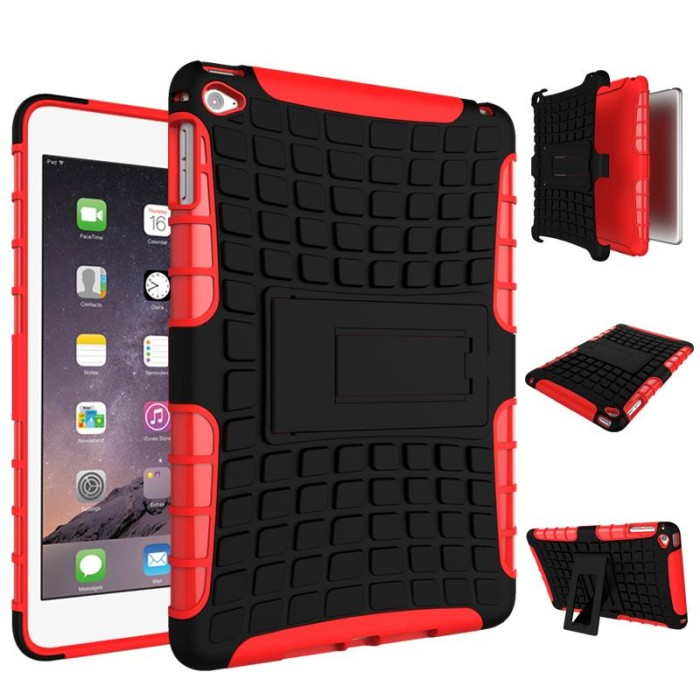 harga Ipad mini 1 2 3 4 casing softcase cover case silicone flip hard armor Tokopedia.com