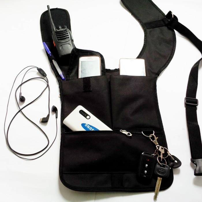 Tas Gadget Shoulder Bag Ala Fbi Anti Copet Anti Air Multifungsi Source · Tas Gadget Pundak