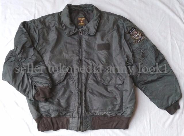 7c9f2df6813 Jual Jaket Bomber   pilot (SECOND) ~ Airforce U.S Army Up grade ...