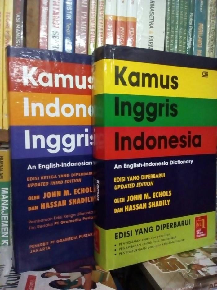harga Kamus inggris 1st (2buku) by john m. echols Tokopedia.com
