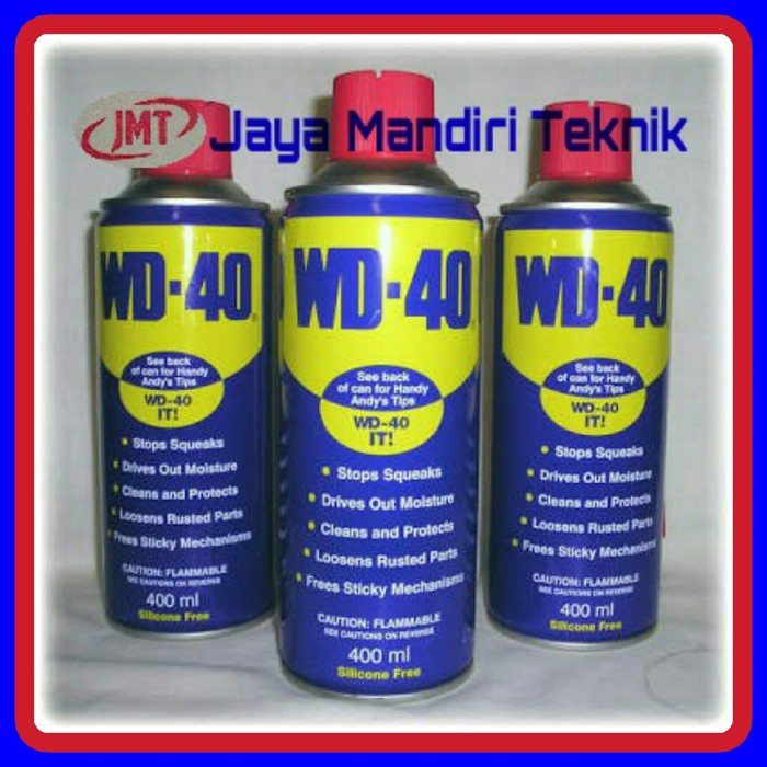Jual Wd 40 333 Ml Kota Cirebon Jmt Tokopedia