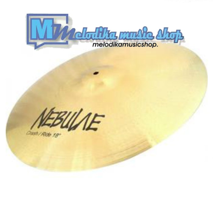 harga Cymbal crash nebulae 18 Tokopedia.com