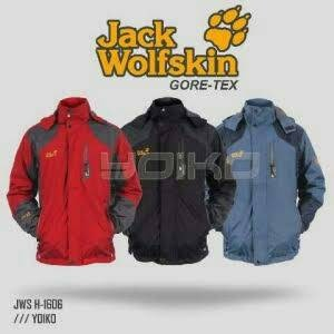 Jaket gunung jack wolfskin 1606 original made in thailand terlaris harga ... 3876745882