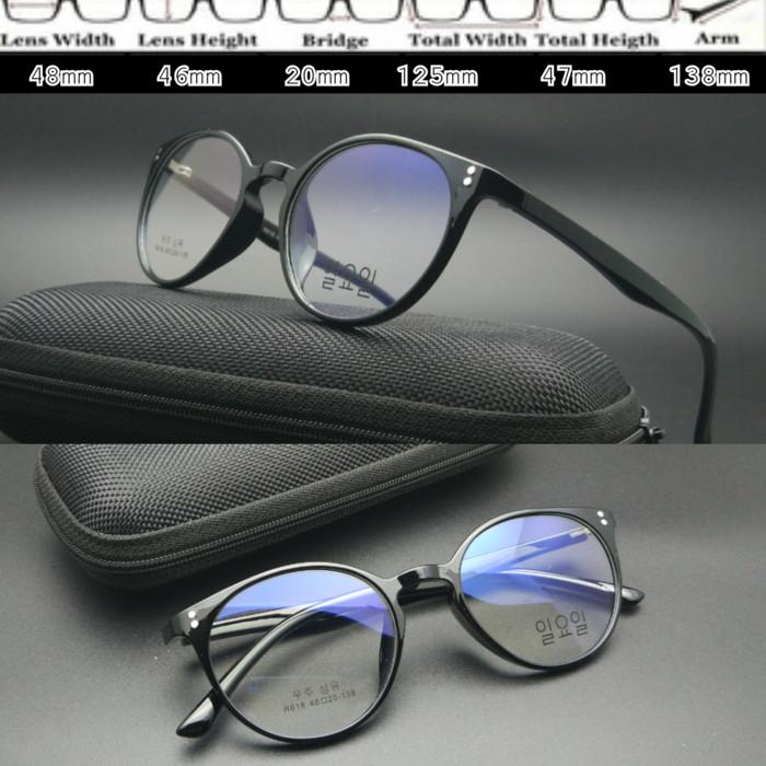 ... Moscot Original Classic Bilik New Tion. Source · Frame kacamata korea vintage r618 hitam glossy