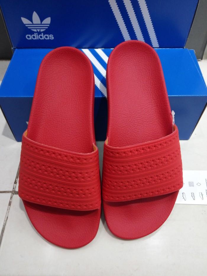 a9f1638baf9a Jual adidas adilette color AB8623 sandal ORIGINAL limited bnib ...