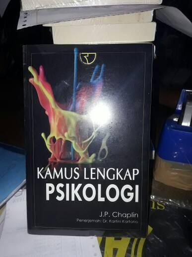harga Kamus Lengkap Psikologi Tokopedia.com