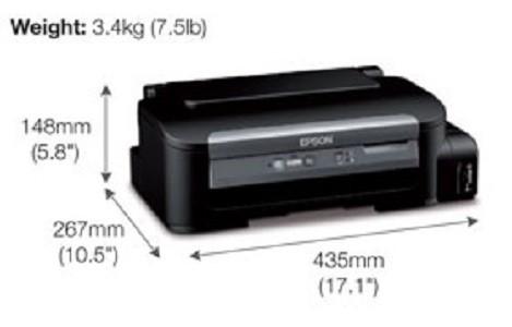 harga Printer epson m100 Tokopedia.com