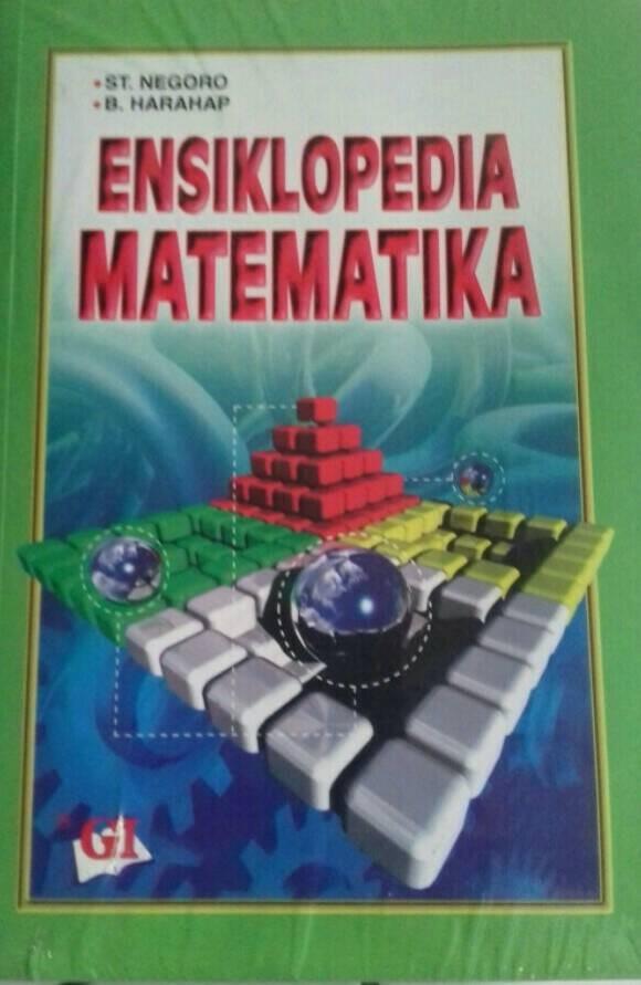 harga Ensiklopedia matematika st. negoro & b. harahap Tokopedia.com