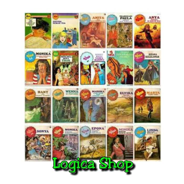 harga Ebook komik nina 37 judul Tokopedia.com