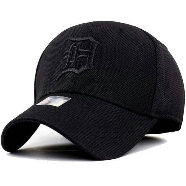 Jual Ormano Topi Baseball Snapback Cap Letter D - Hitam - JoyShopee ... 3570b0414d