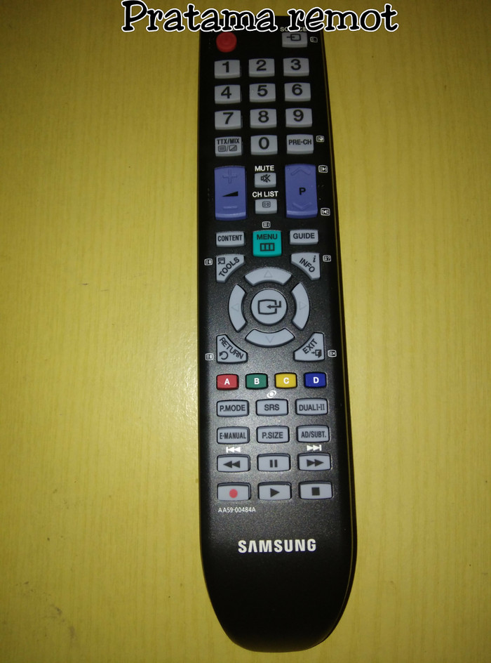 REMOT REMOTE TV SAMSUNG LCD/LED ORIGINAL AA59-00484A