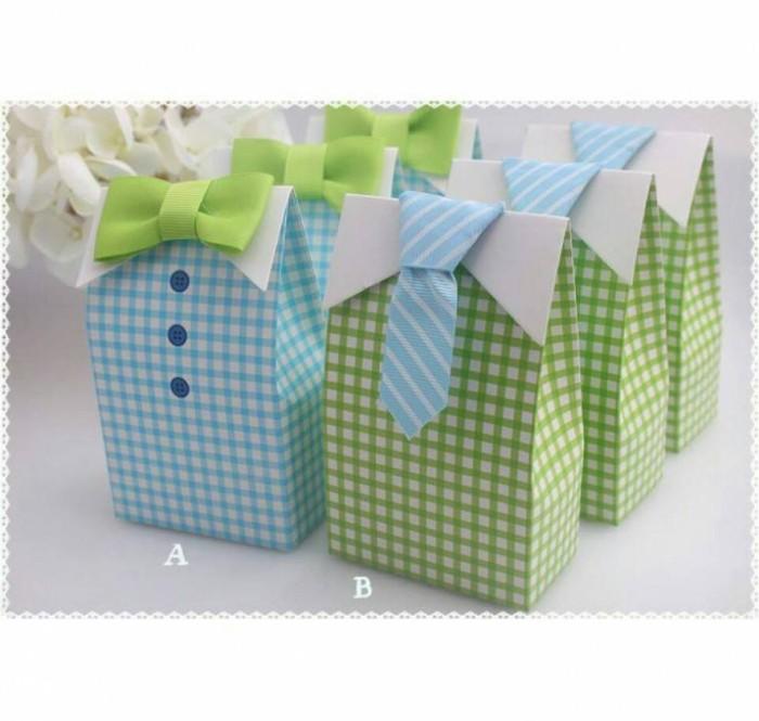 harga 10pc cool man favor box souvenir baby shower decor gift Tokopedia.com