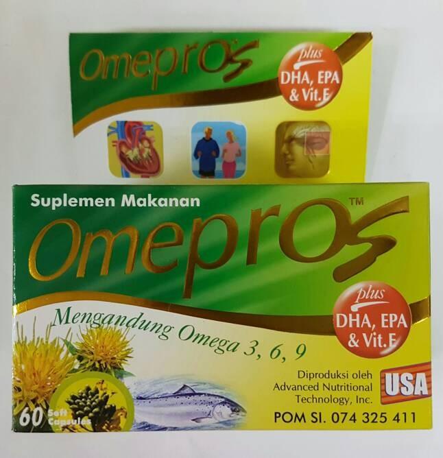 harga Omepros isi 60 kapsul Tokopedia.com