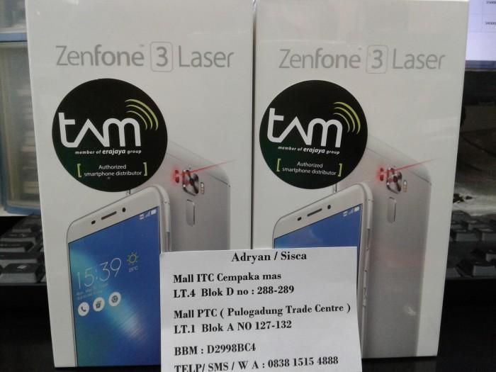 harga Asus zenfone 3 laser zc551kl ( 4gb/32gb ) Tokopedia.com