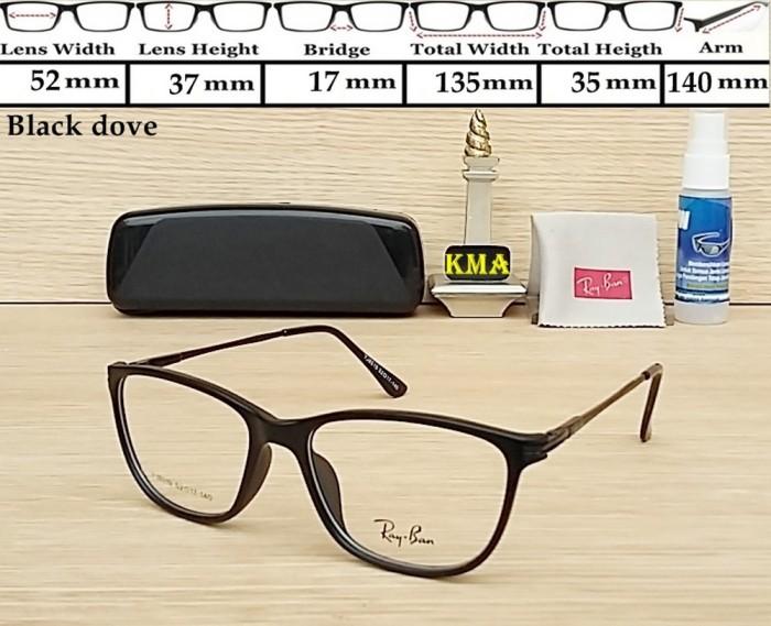 Jual Frame Kacamata Minus RAYB Classics Kacamata Frame