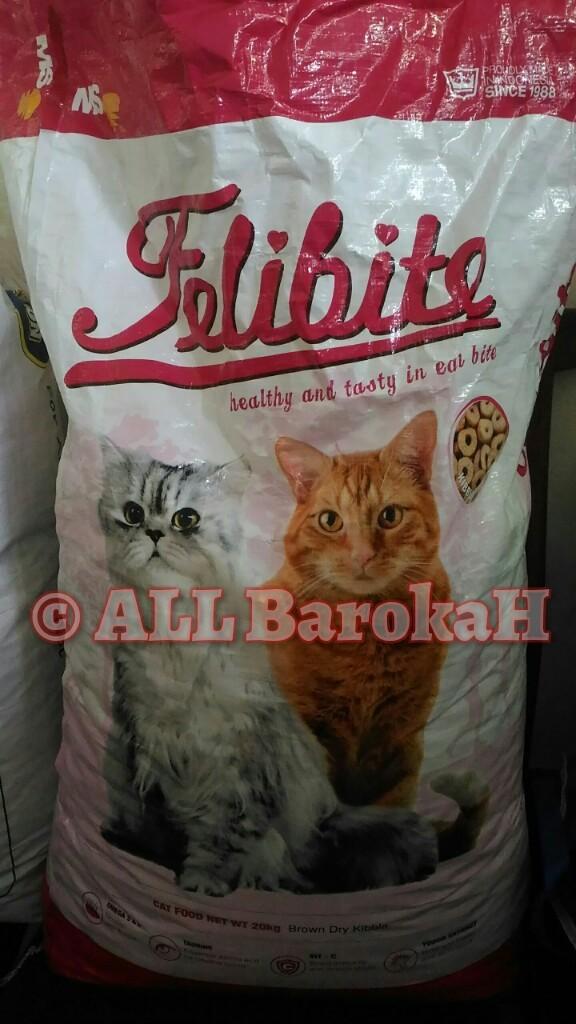 Jual Makanan Kucing Felibite 1 Kg 1kg Tuna Jakarta Timur