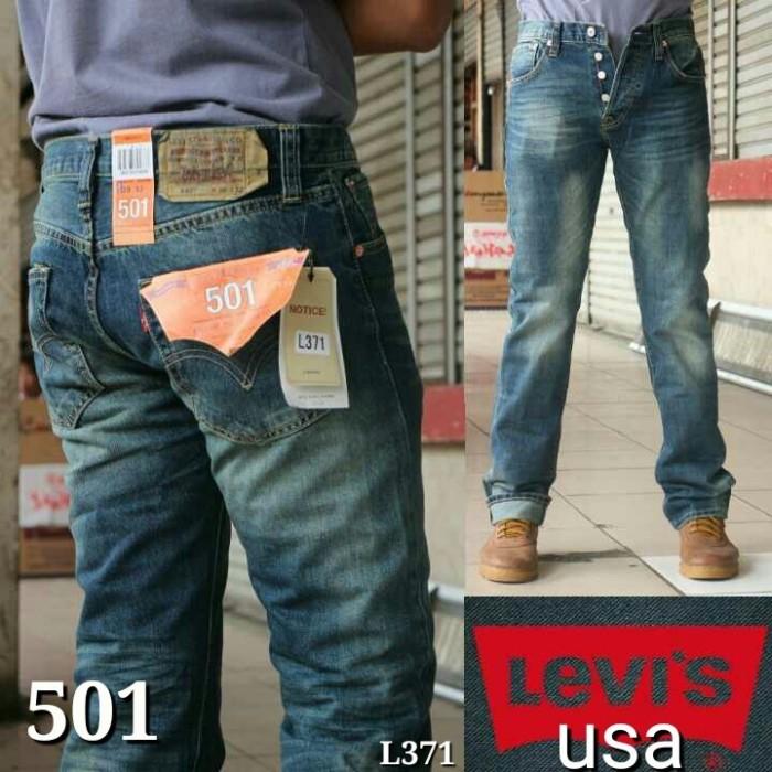 harga Celana levis original usa seril371  celana jeans original 501 seril322 Tokopedia.com