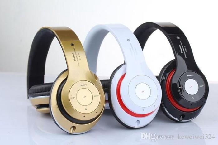 harga Bluetooth headphone / wireless phone headset stn 16 beats by dr.dre Tokopedia.com