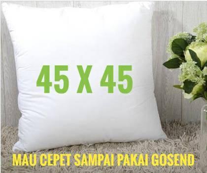 Foto Produk BANTAL SOFA / MOBIL 45 X 45 dari pondok aren shop