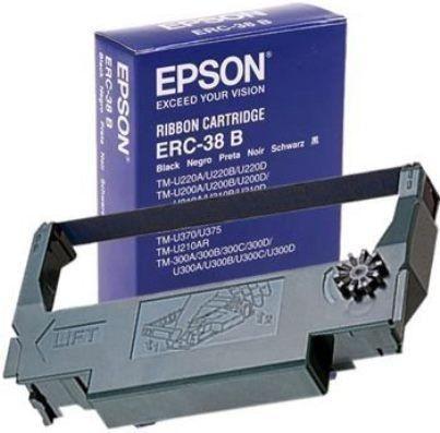Jual Epson Ribbon Cartridge ERC-38 Black utk Printer kasir EPSON TM-U220 - Kota Surabaya - Prologic Komputer | Tokopedia