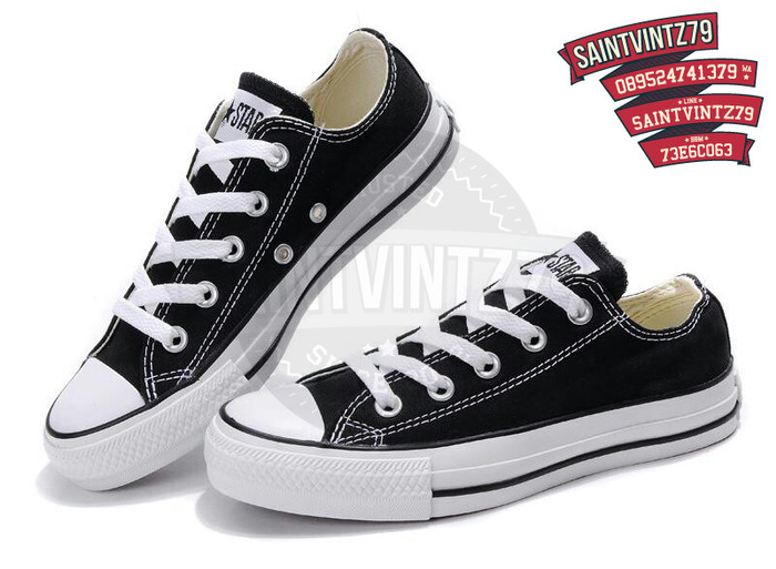 Jual NEW Sepatu Converse Grade Ori asli Pabrik Murah - LAPAK MURAH ... 279fe992f5