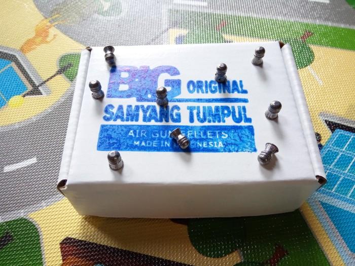 harga Mimis big original model samyang tumpul 5.5mm murah Tokopedia.com