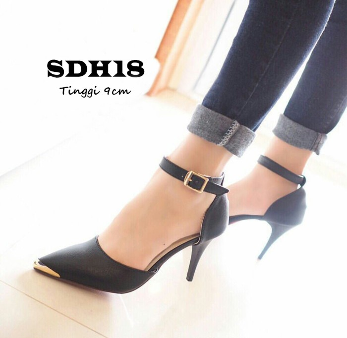 Jual Sandal High Heels Wanita/Sepatu