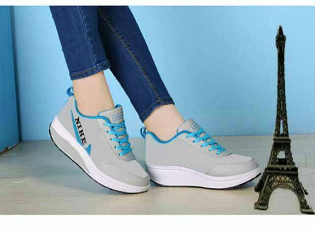 Jual Sepatu Kets Nike Trend Abu Jakarta Pusat Srikandi Shoes