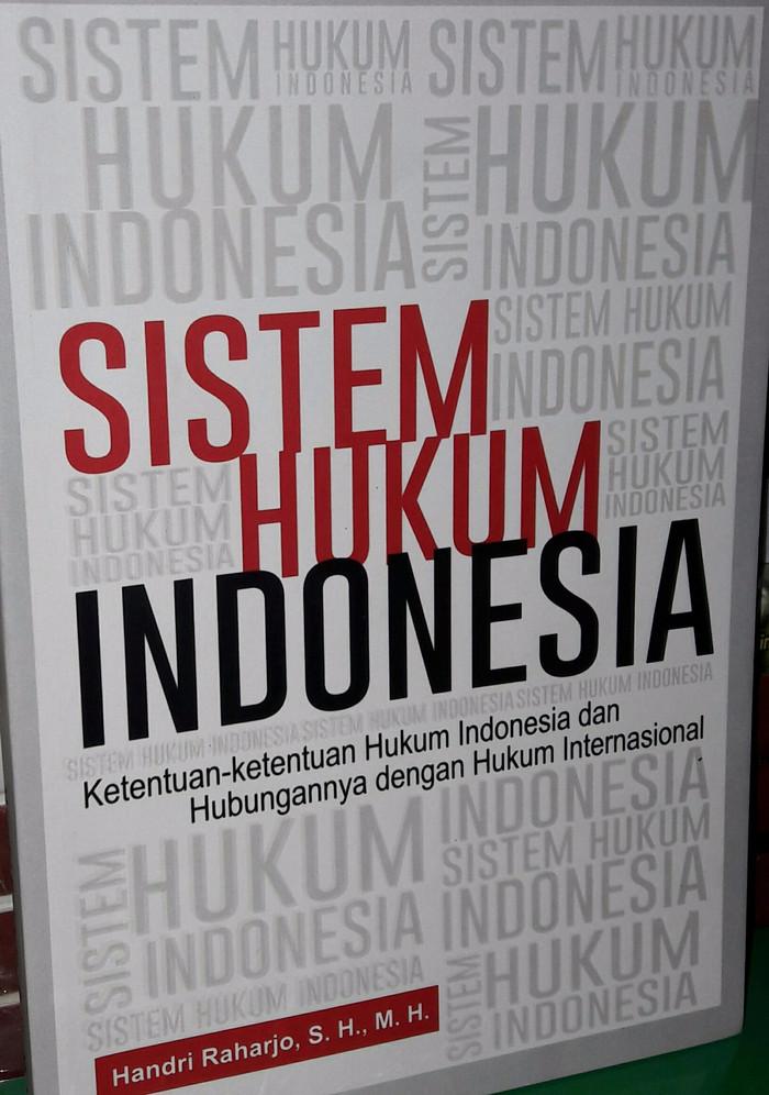 BUKU SISTEM HUKUM INDONESIA - HUKUM