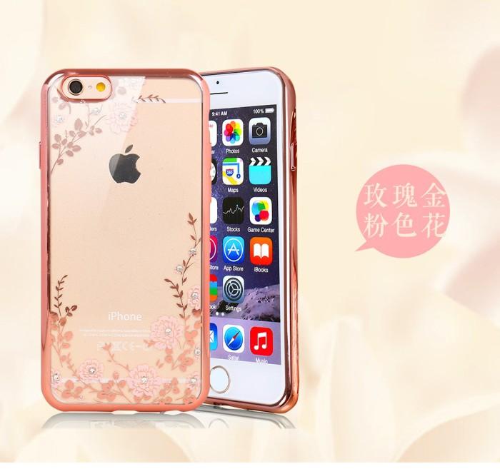 harga Flower bling casing silicon soft case iphone 5/ 5s/ se diamond cover Tokopedia.com