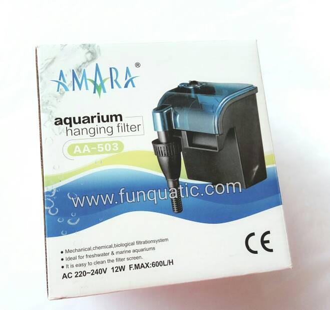 harga Filter aquarium hang on amara aa-503 Tokopedia.com