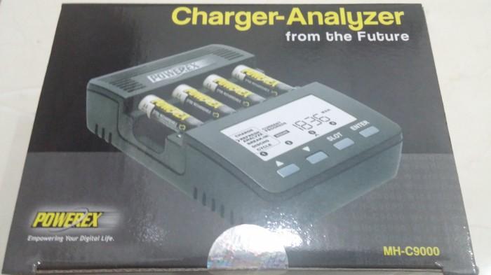 harga Charger powerex mh-c9000 (multifunction charger & analyzer) Tokopedia.com