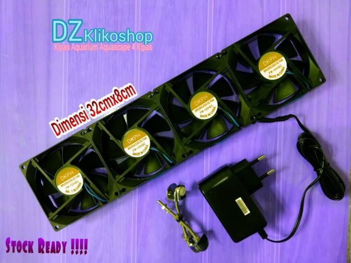 harga Kipas pendingin cooling fan aquarium aquascape 4 kipas Tokopedia.com
