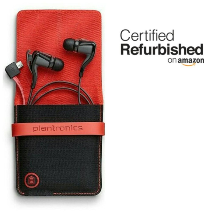 harga Plantronics backbeat go 2 wireless earphone Tokopedia.com