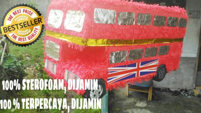 London Bus Pinata