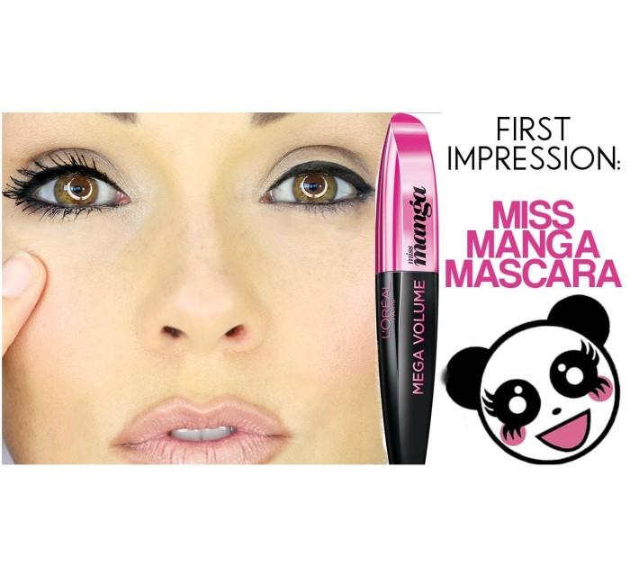 ba4161eaadd Jual Loreal False Lash Miss Manga Mascara Waterproof Hitam - Kab ...