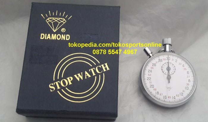 harga Stopwatch diamond 2 knop Tokopedia.com