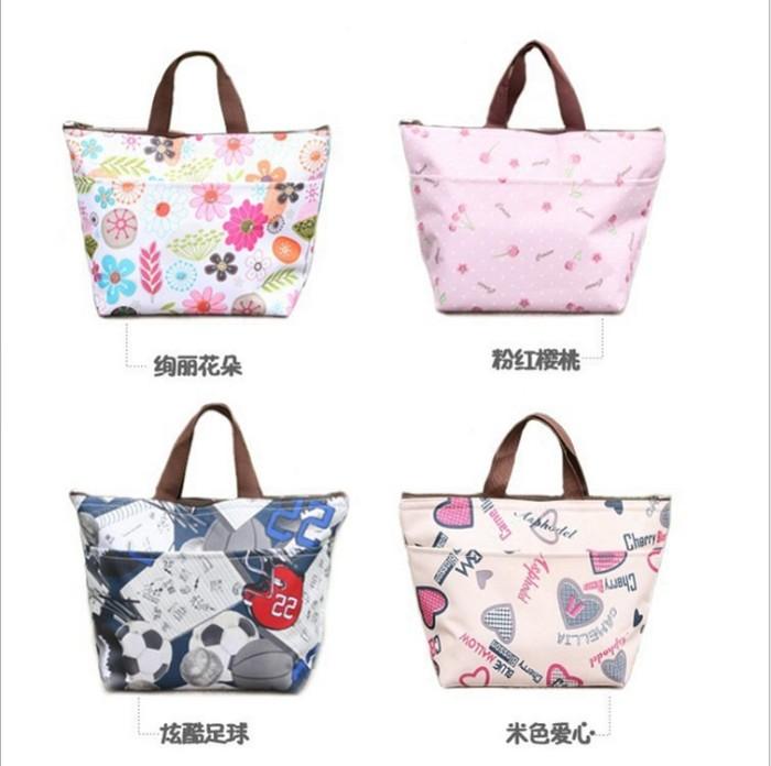 Foto Produk Shopper Bag Motif ( Tas Belanja yang simple dan santai ) - BUNGA-SHOPPER dari I-Tech Accessories HP