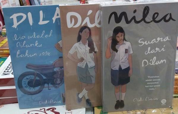 Jual DILAN 1990,1991 dan MILEA ( suara dari dilan ...